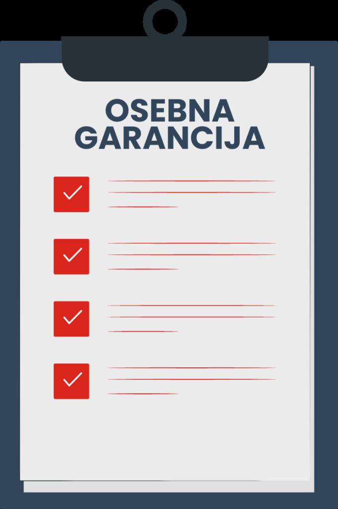 Osebna garancija